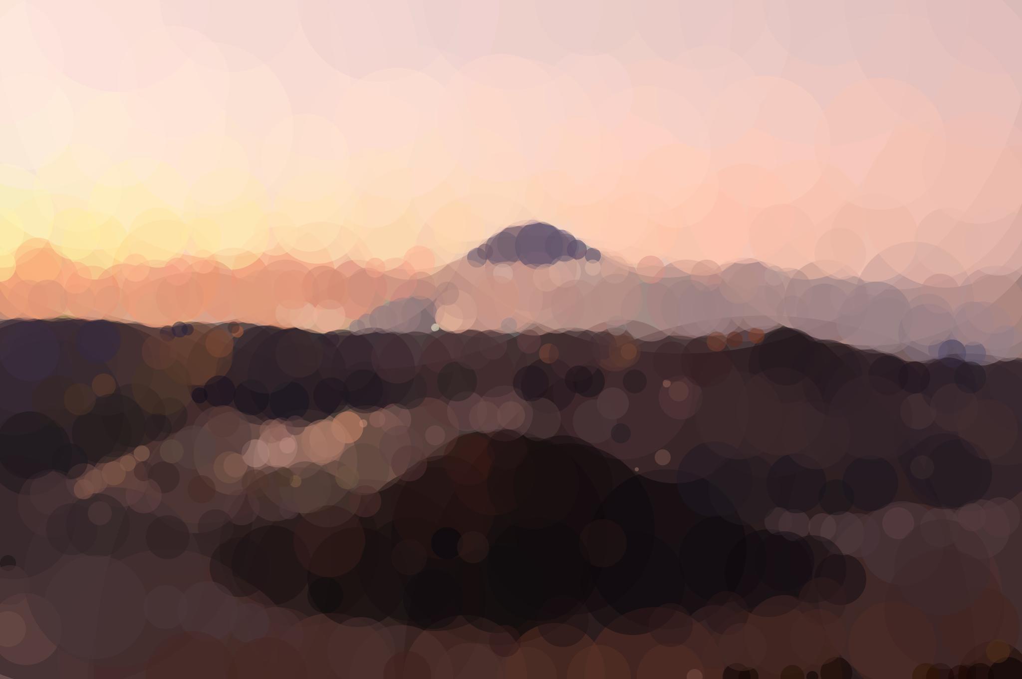 geometrized_mountain
