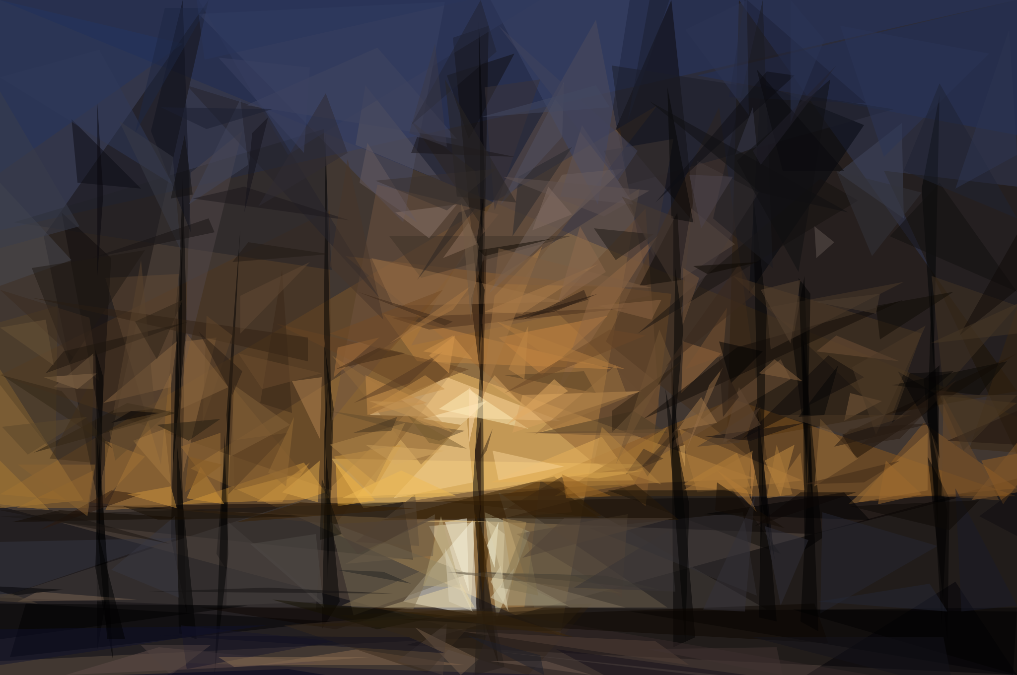 geometrized_trees_and_ocean
