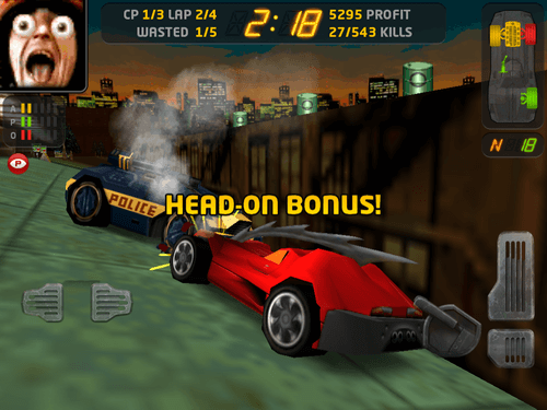 carmageddon mobile screenshot