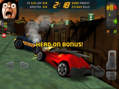 carmageddon mobile screenshot