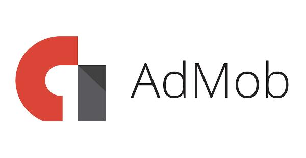 Google AdMob logo