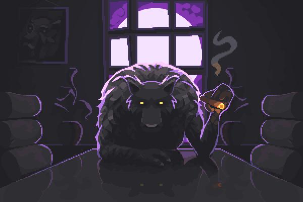 Werewolf Tycoon 2 Promo Graphic